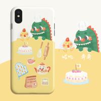 小恐龙手机壳
