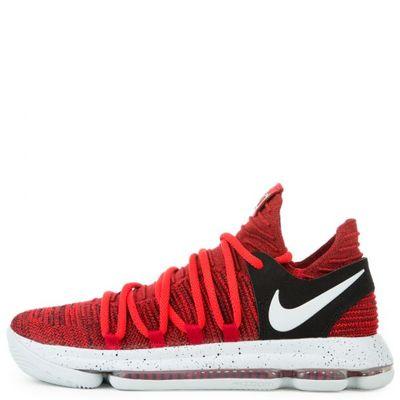 Nike ZOOM KD 10 黑武士杜兰特10代气垫飞线篮球鞋897815-600