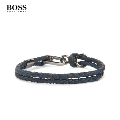 Hugo Boss【BOSS】男士商务休闲手链50390128