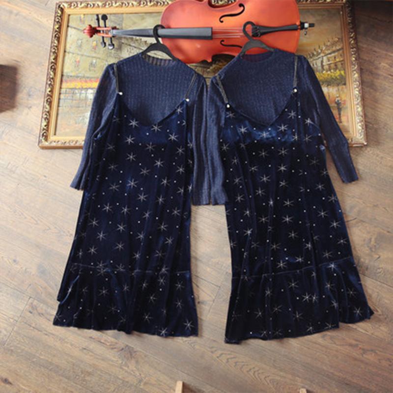 韩国女装连衣裙套装