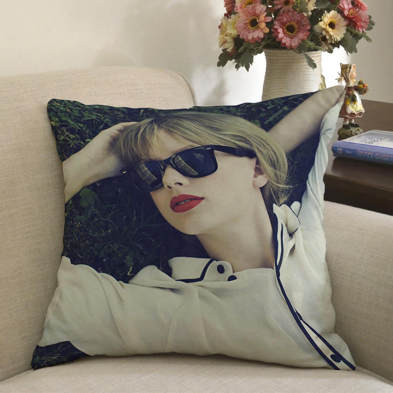 Swift雨燕泰勒斯威夫特周边抱枕头靠枕 taylor 霉霉泰勒同款