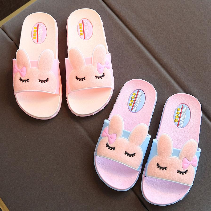 儿童拖鞋夏 女童凉拖家用 室内防滑托鞋女公主宝宝男童小孩男小童