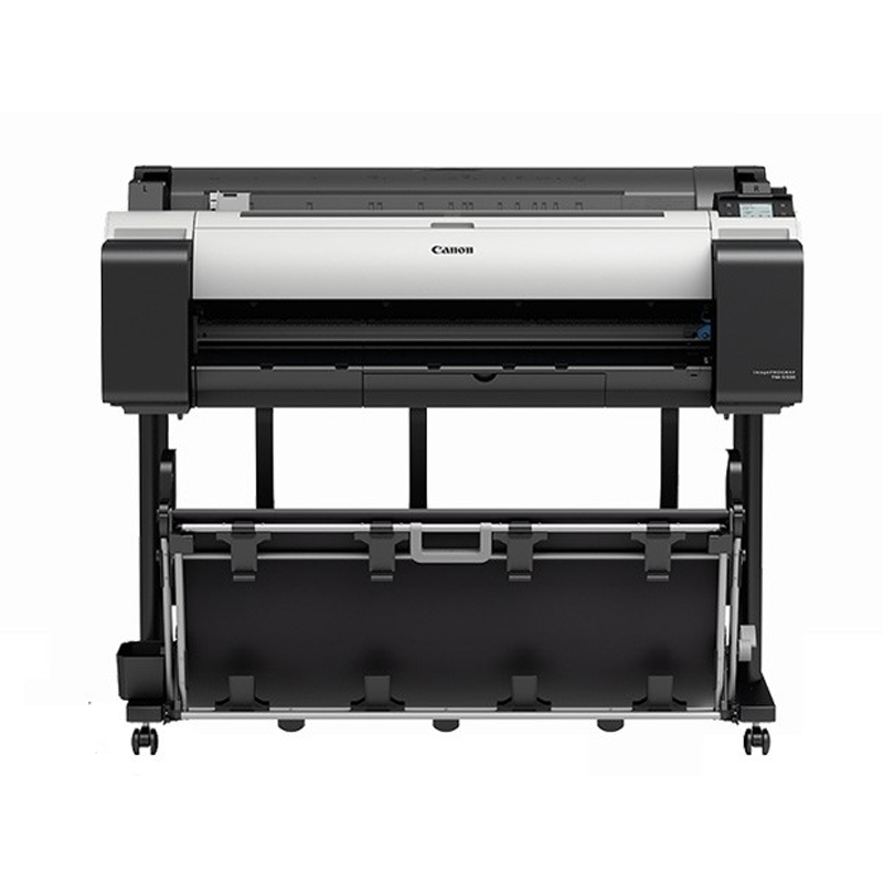 佳能TM5300绘图仪大幅面打印机A0 36英寸彩色喷墨绘图仪器TM5300MFP打印复印扫描一体机绘图仪
