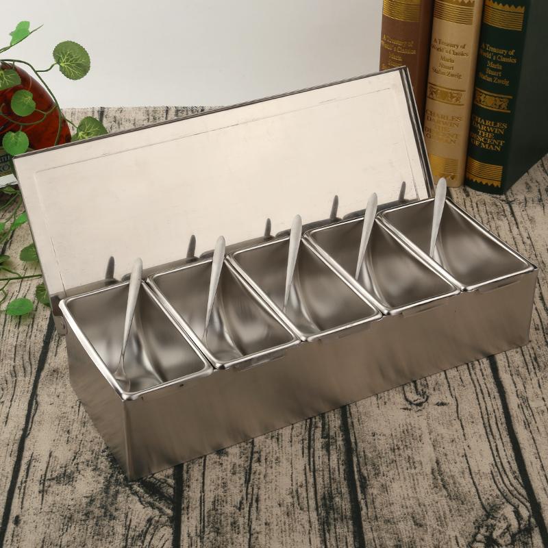 不锈钢储物盒