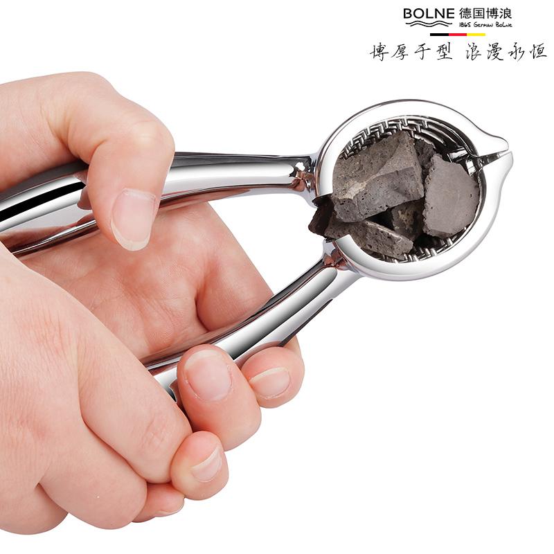 德国博浪核桃夹子家用剥核桃工具开核桃神器干果榛子夹核桃的钳子
