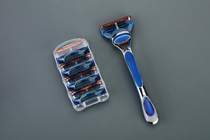 烟斗剃须刀充电往复式电动男士老人头刮胡刀胡子刀鬓角修剪器正品