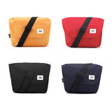 Poor JNE small messenger messenger Messenger simple solid color casual shoulder bag messenger bag