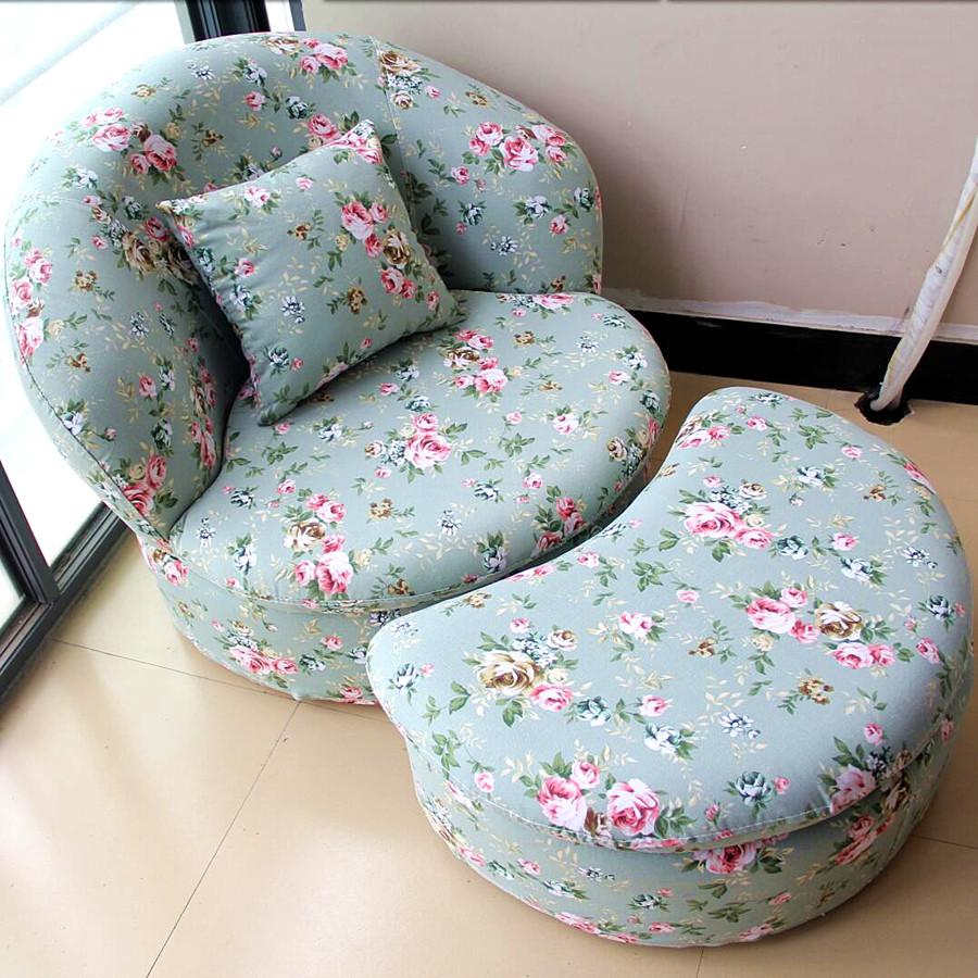 布艺沙发可爱