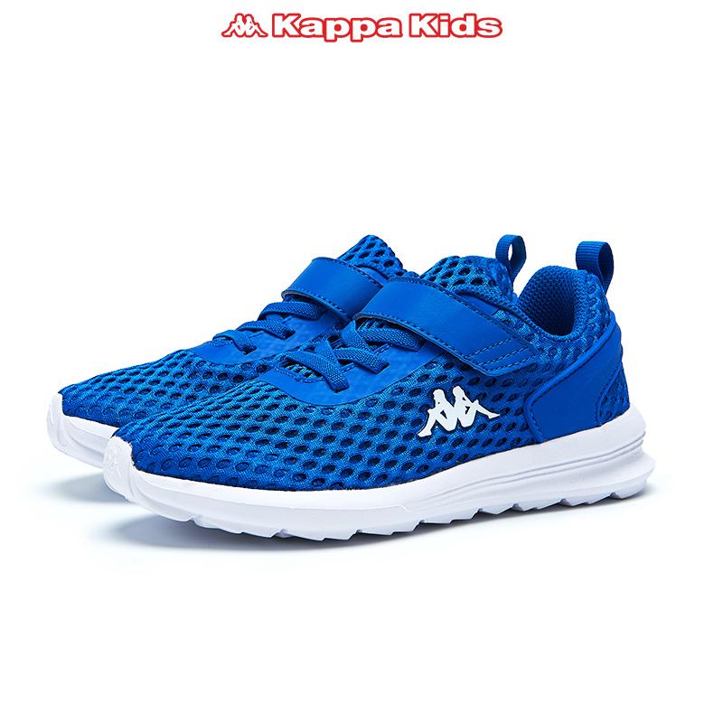 KappaKids卡帕童鞋Kappa童鞋男童女童背靠背超轻跑鞋运动鞋休闲鞋