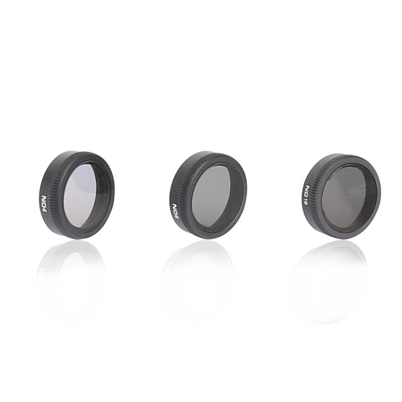 适用DJI大疆御mavic Air无人机滤镜CPL偏振镜 ND4/8/16减光镜配件