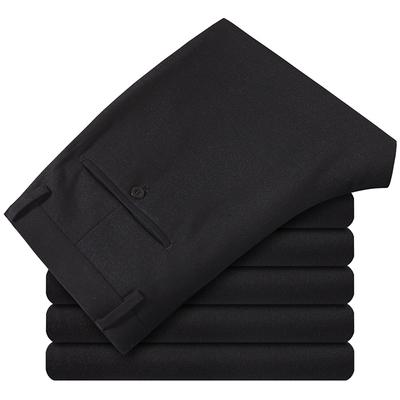 Youngor/雅戈尔秋冬新款专柜正品男士西裤商务休闲直筒中年男西裤