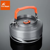 Fire Maple Genuine XT1 Outdoor Camping Wild Ride Collector Ring High Thermal Effect Kettle Coffee Pot Teapot