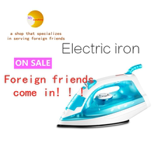 pressing machine Steam clothes electric ironing plate iron