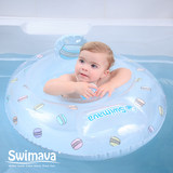 Swimava official baby swimming ring seat baby swimming circle child seat underarm ring anti-rollover 0-3 years old