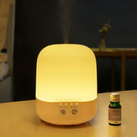 NOME/Nomi Aromatherapy Ultrasonic Aromatherapy Machine Bedroom Essential Oil Aromatherapy Lamp Mute Aromatherapy Humidifier Spray Female