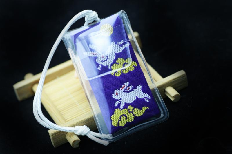 车载平安符 祈行御守 会看相的兔子福袋 日本兔子神社 旅