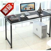 白黑色长65/70/85*宽590cm小型转角拐角台式电脑桌办公桌学习书桌