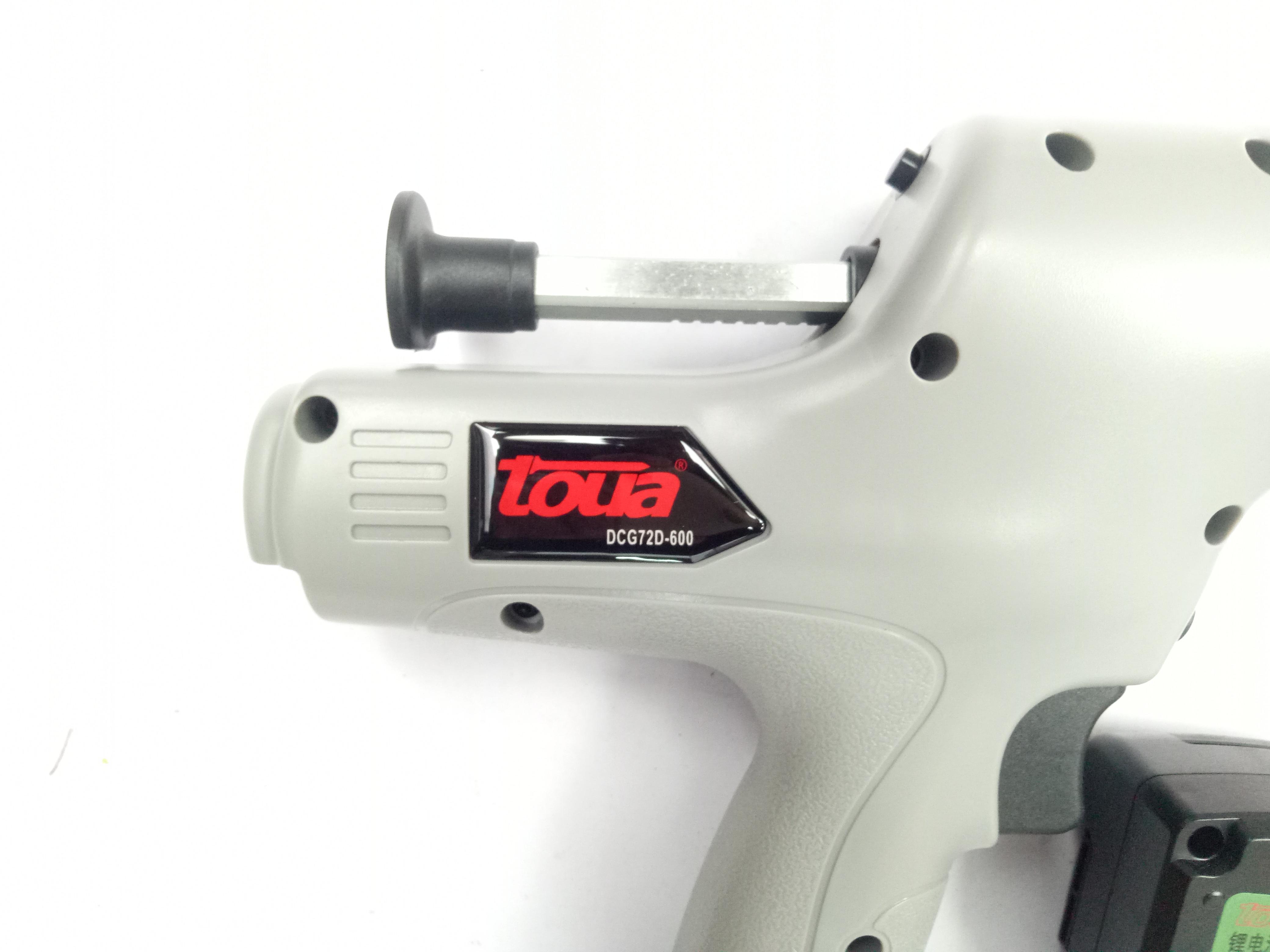 充电自动打胶枪抢门窗电热玻璃胶枪密封美缝瓷砖填缝硅胶机软