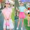 女士短袖t恤球服 羽2件包邮 高尔夫球服装网球修身夏季运动服