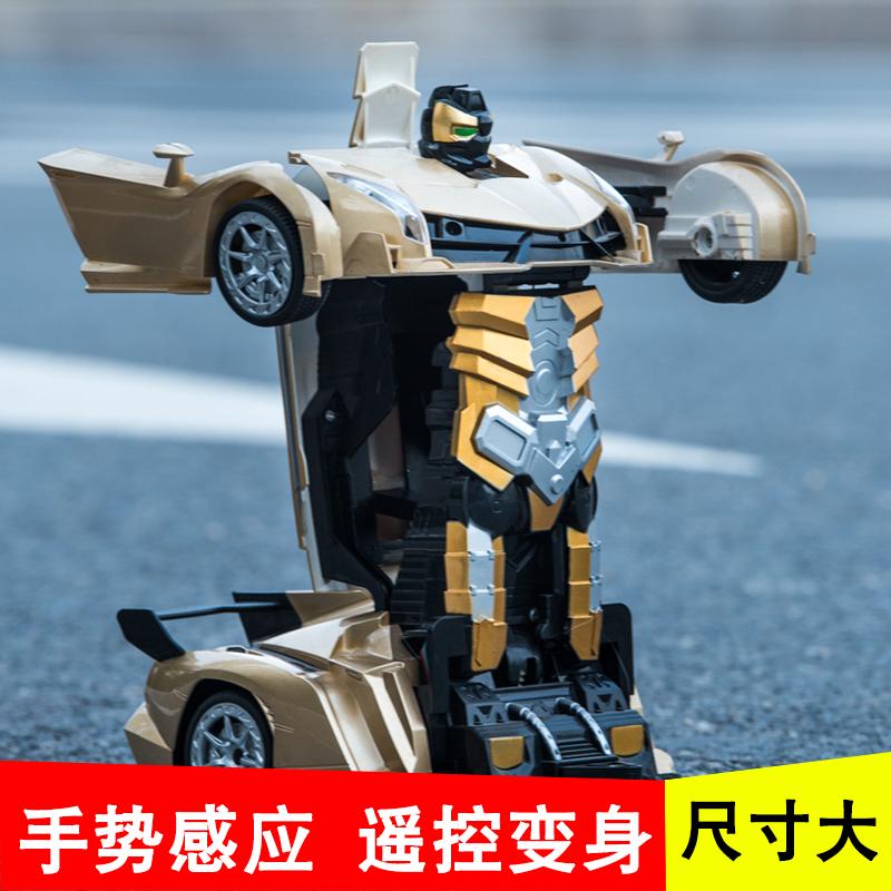 Sunnybaby阳光宝贝电动玩具变形车777变形金刚
