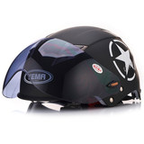Motorcycle Helmets Male Electric Vehicle Helmets Female Safety Caps Sunscreen 329 in Summer
