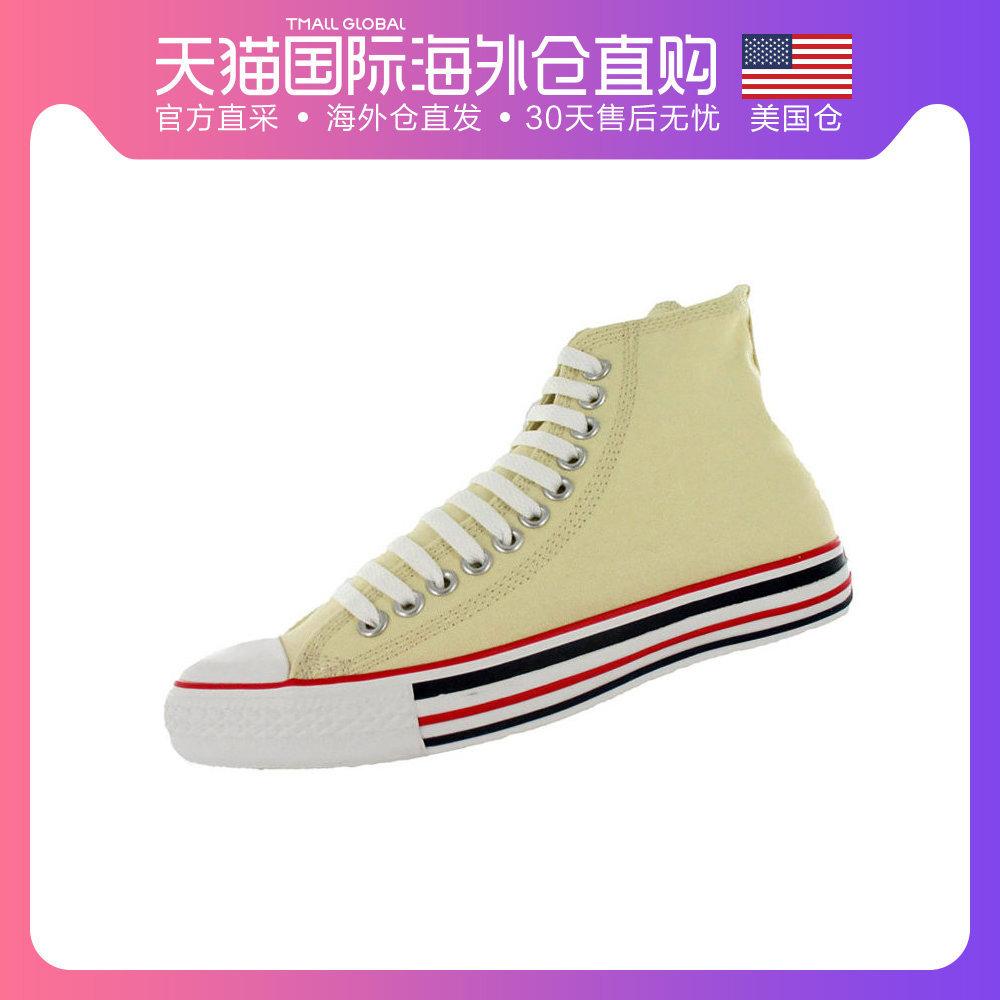 美国直邮Converse匡威AllStar经典时尚男女情侣休闲帆布鞋