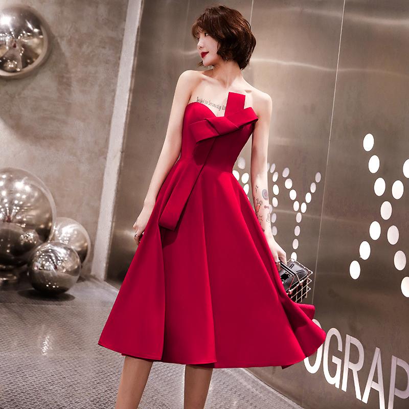 玫瑰纱MGS19103新娘礼服