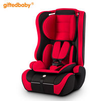 Child safety seat car 9 months-12 years old baby car simple portable 0-4 seat