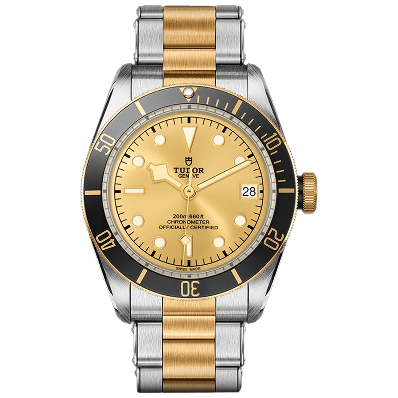 劳力士男士黄金手表