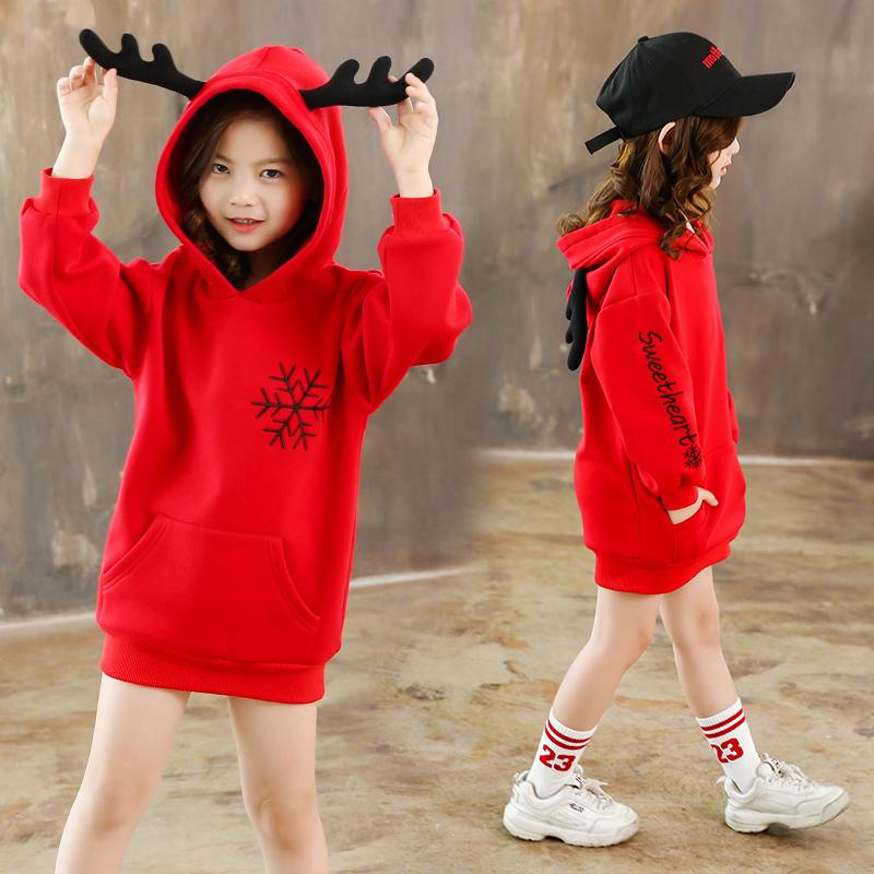韓版兒童衛衣加厚