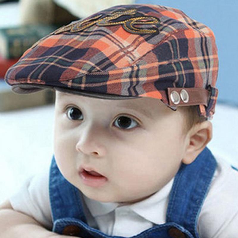 儿童贝雷帽时尚