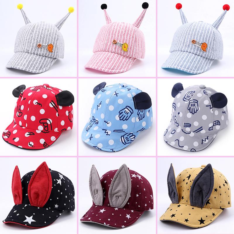 女童帽子春秋款