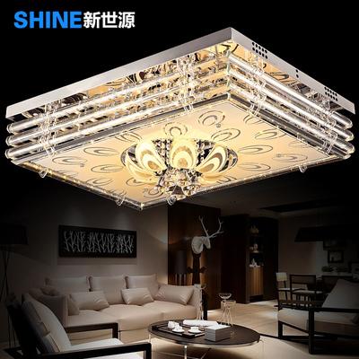豪华客厅水晶灯