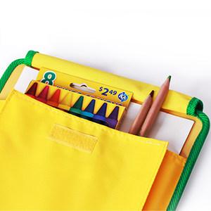 美乐joanmiro 儿童画板多功能画板袋 写生便携画板 宝宝小画画板