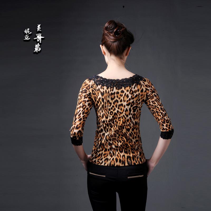 美哥弟 妮亚女春装新款2018修身上衣显瘦气质优雅t恤时尚打底衫