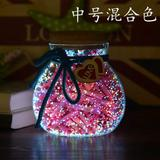 520 stars bottle luminous wishing bottle star bottle drift bottle star paper tube folding glass bottle birthday gift