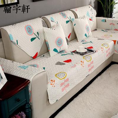 沙发垫布艺棉防滑简约现代四季通用组合套装客厅冬季沙发巾套全包新品特惠