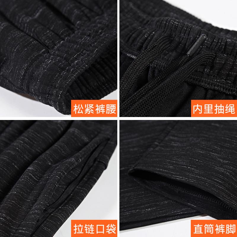 2018新款运动套装男春秋季男士潮流运动服休闲宽松卫衣长裤两件套