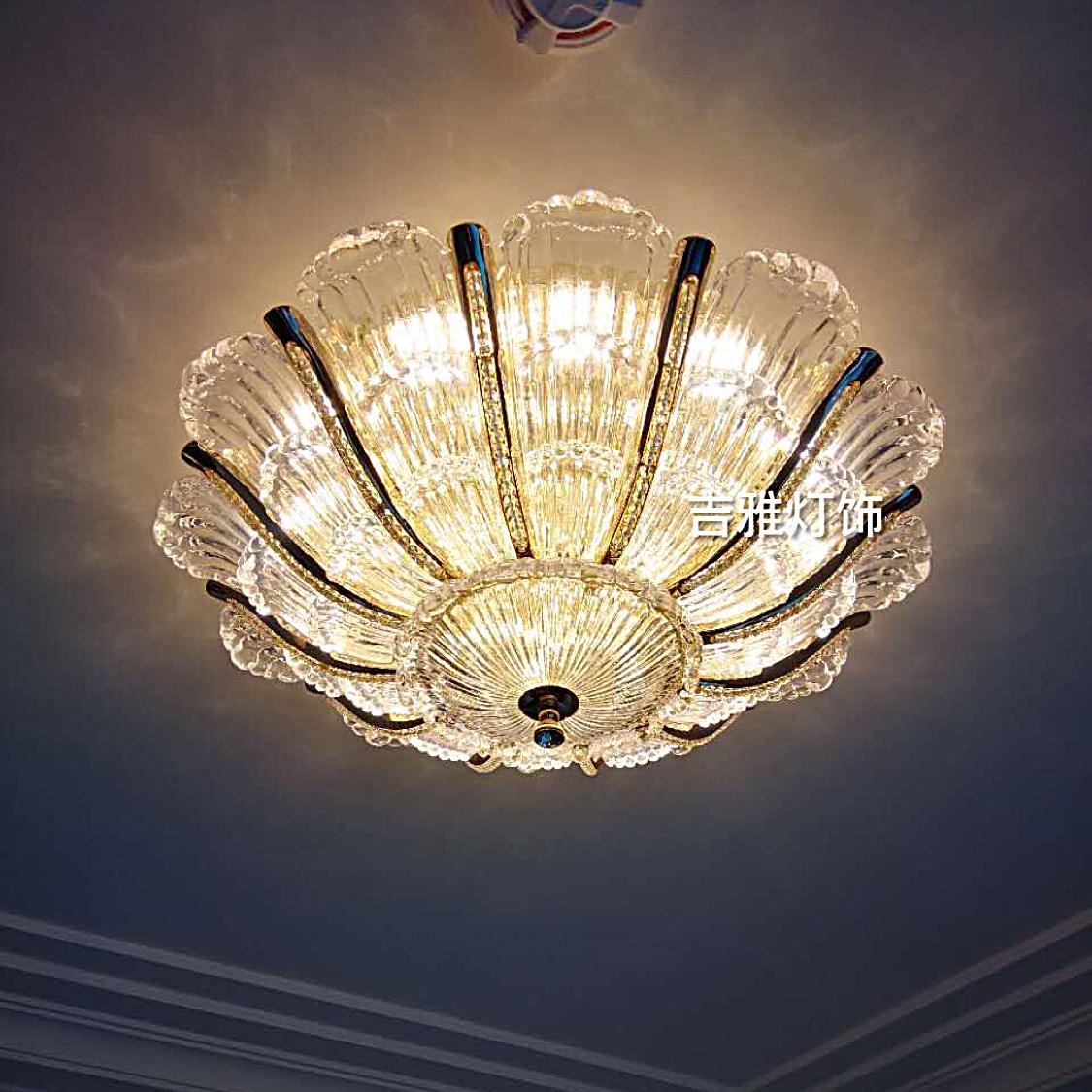 法式古典客厅灯