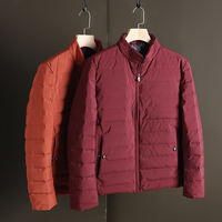 18 autumn and winter models of the net color down jacket stand collar light and colorful candy color down jacket college style