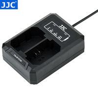 JJC Sony NP-FZ100 Battery Charger ILCE-9 A7III a7r3 A9 A7RM3 A7M3 A73 Micro Single Charger Double Charger
