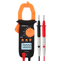 Victory Clamp Meter Digital Multimeter High-precision Anti-burning Automatic AC and DC Voltage Clamp Type Current Universal Meter