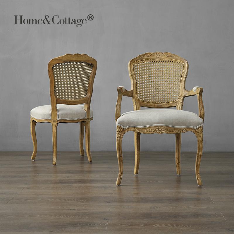 法式乡村餐椅