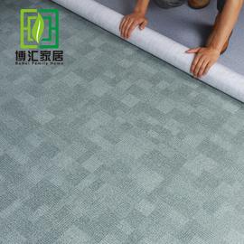 pvc地板革水泥地家用地板贴仿真地毯加厚耐磨防水出租屋地贴地胶图片
