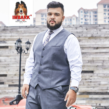 New Spring and Autumn Fertilizer, Large Size Men's Suit and Horse-jacket, Loose Shoulder, Men's vest, Fat Man's Large Suit and Horse-jacket