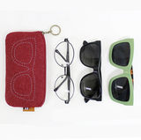 Travel outdoor glasses bag sunglasses storage bag glasses storage bag sunglasses bag portable travel equipment