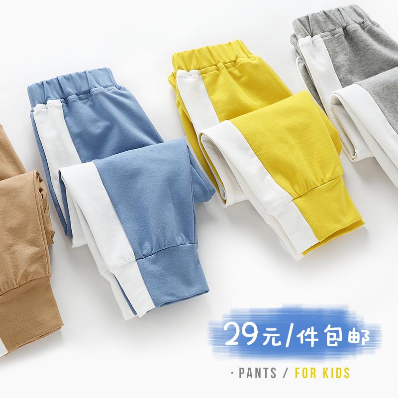 3-5岁长裤