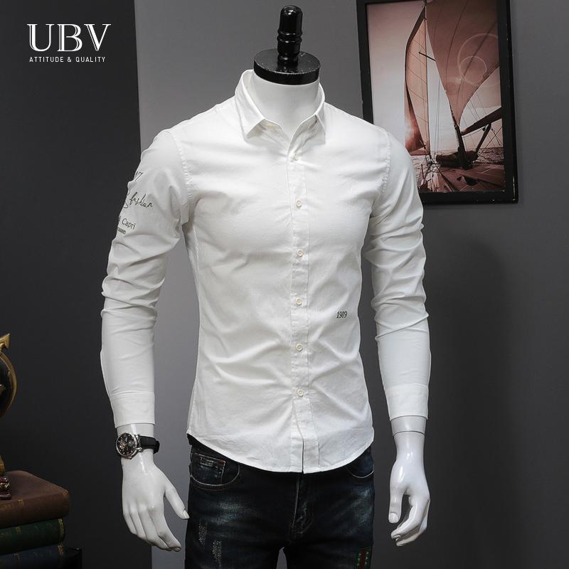 个性男衬衣