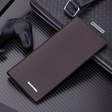Multi-card Men's Wallet Long-style Youth Wallet Ticket Wallet Japanese and Korean Leisure Wallet Men's Thin-money Men's Wallet Trend