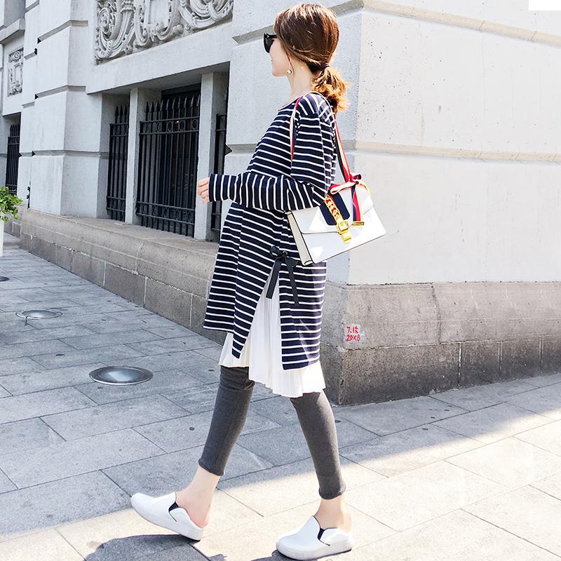 韩版孕妇装夏装连衣裙